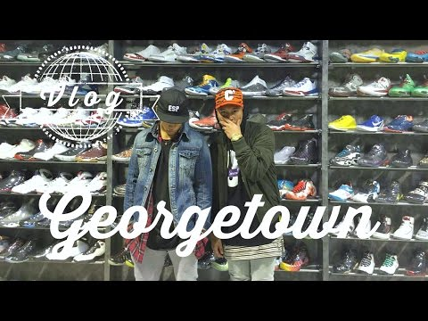 Georgetown D.C. Sneaker Shops | 202DC