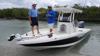 2510 Bay Ranger Review By Florida Sportsman