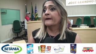 Rose Meyre já vê melhorias das ações da gestão municipal no Uiraponga