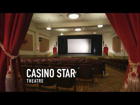 Tour Of The Casino Star Theatre In Gunnison, Utah