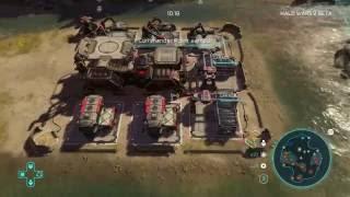 Halo Wars 2 Beta - Cutter Gameplay | Deathmatch | Veteran