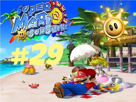 Super Mario Sunshine-Episode 29: Coin Collecting