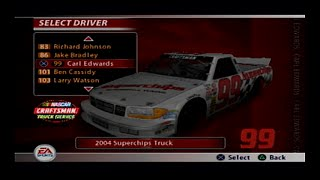 NASCAR 2005 - Carl Edwards @ Daytona