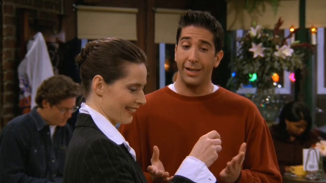 Download Friends season 3 funniest moments. The most funny moments of Friends s3