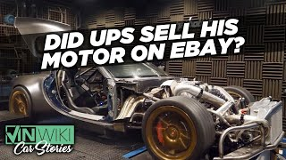 The INSANE saga of Rob Dahm's 4 Rotor RX-7
