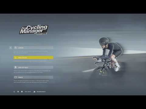 Tutorial - Pro Cyclist Mode - Pro Cycling Manager 2018