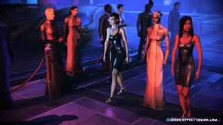 Mass Effect 3: Citadel DLC - ALL Casino Entrances [ITA]