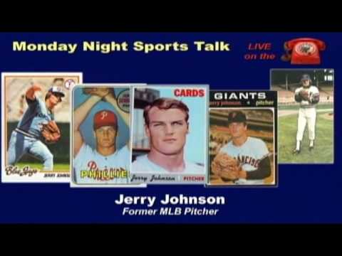 Jerry Johnson - Former MLB Pitcher