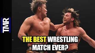 New Japan Dominion 2018 Review: The Best Wrestling Match Ever? | Pro-Wrestling Podcast