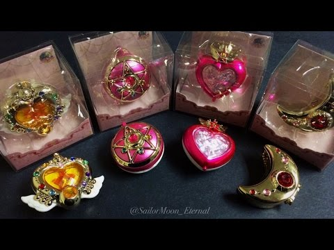 Sailor Moon Miniaturely Tablet3 chibi moon compact