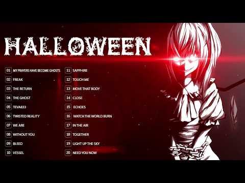 Best halloween music party 2017 🎃 EDM halloween 2017🎃 best music mix halloween 2017