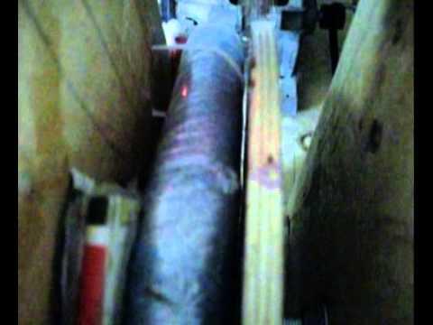 Видео Труба медная толщина стенок 5мм
