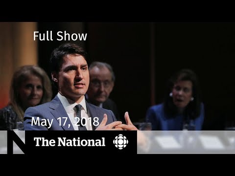 The National for Thursday May 17, 2018 — Royal Wedding, NAFTA, Suicide Crisis