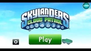 Skylanders Cloud Patrol Android App Review (Gameplay) (Demo)