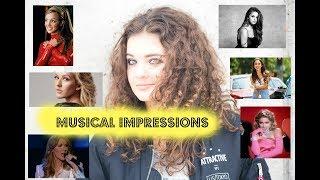 Musical Impressions