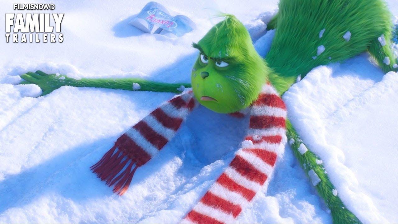 christmas movie animated animals