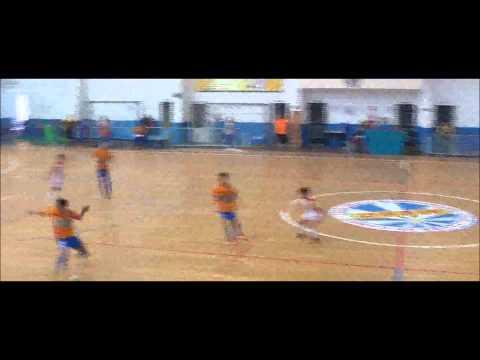 liga leste vs são bernardo sub12 30/08/2014