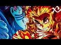 Demon Slayer: Kimetsu no Yaiba the Movie: Mugen Train OST - Akaza vs Rengoku「Official full ver.」