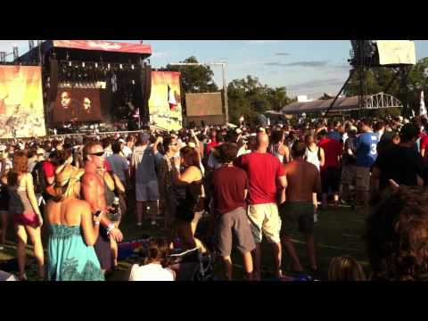 "Nas-""If I Ruled The World"" Live at Austin City Limits 2011"