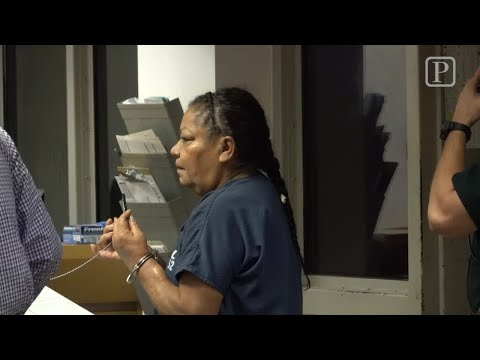 Video: Woman, 66, charged in West Palm jewelry robbery