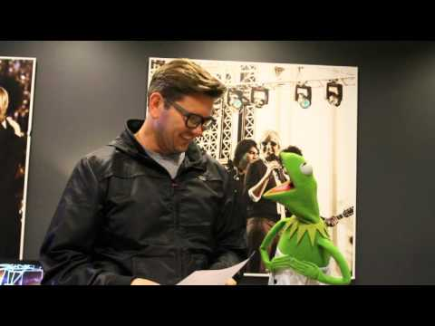 Kevin Interviews Kermit the Frog