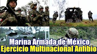 Marina Armada de México; Unitas Brasil 2015