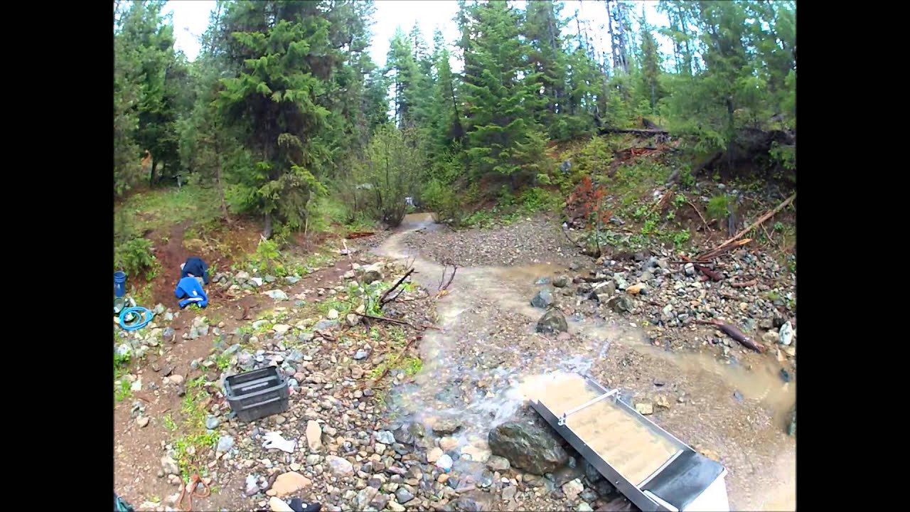 Eastern oregon gold mining may 2013 youtube sciox Image collections