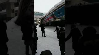 Астана Вокзал Крыша упала!!!(, 2017-01-25T10:20:49.000Z)
