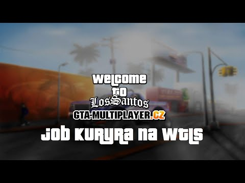 Welcome to Los Santos | Joby | Kurýr