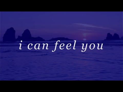 I Can Feel You // Jenn Johnson & Bethel Music // Tides Official Lyric Video