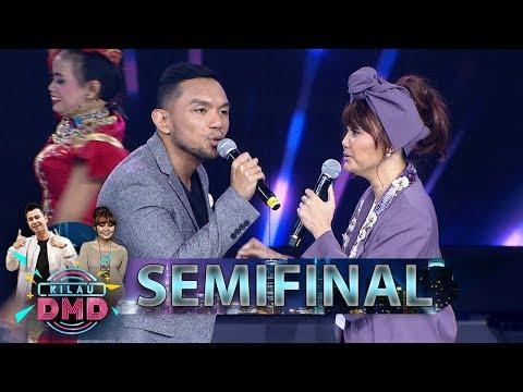 Romantis Banget Sih, Fakhrul Razi Duet bareng Rina Nose [CUMA KAMU] - Semifinal Kilau DMD (9/3)