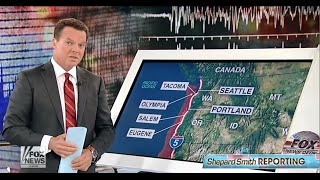 • Pacific Northwest Mega-Quake Is Decades Overdue • 7/15/15 •
