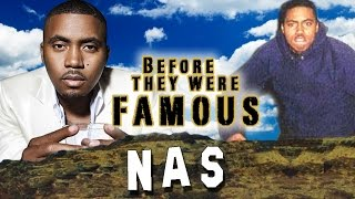 NAS - Before They Were Famous - Nasir Jones