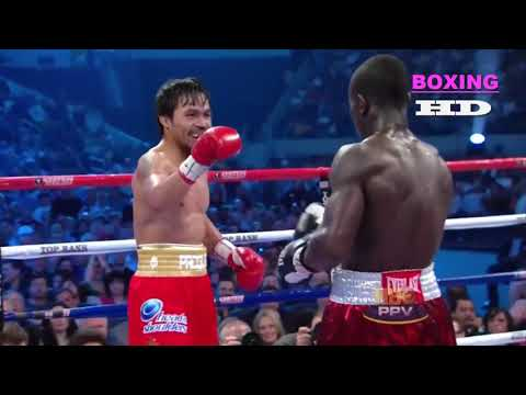 Amazing Hand Fast Boxing Manny Pacquiao Vs Joshua Clottey Full Fight Highlight