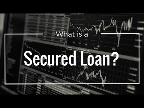 Видео Secured loans online