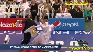 FINAL JUVENIL 2015 ( HD ) - 55 CONCURSO NACIONAL DE MARINERA 2015