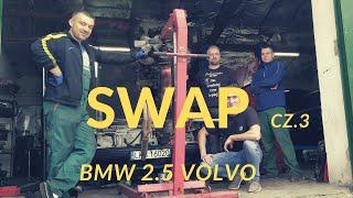 Silnik od BMW do VOLVO 740 Cz.3- szakalon makaron z łosiem