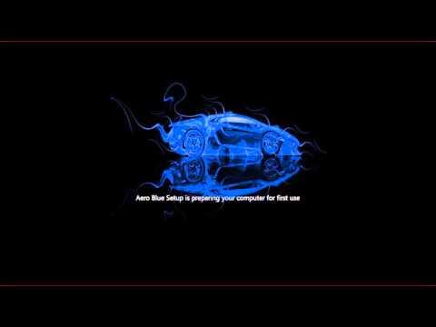Wamoft01 Reviews... Windows 7 Aero Blue Lite Edition 2016