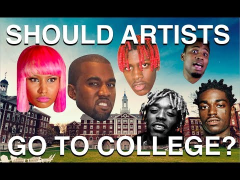 Should Artists Go To College???