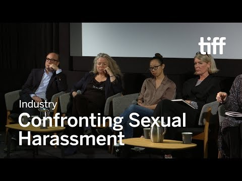 Confronting Sexual Harassment in the Industry | TIFF 2017