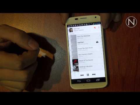 Google Play Music, demo