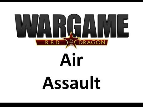 Wargame Red Dragon - Air Assault