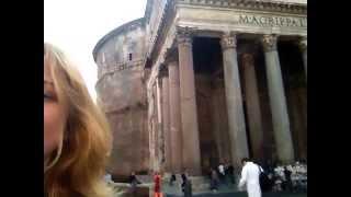 Пантеон в Риме(Пантеон - храм всех богов. Достопримечательности Рима - http://mskpartner.ru/dostoprimechatelnosti-rima/., 2015-01-16T20:36:32.000Z)