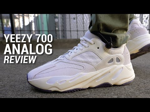 ffdf9e20 Adidas YEEZY Boost 700 Analog Review & On Feet