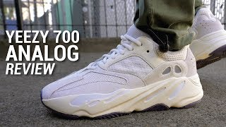 Adidas YEEZY Boost 700 Analog Review & On Feet