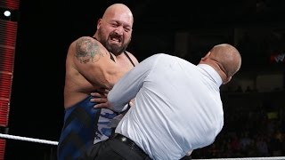 Big Show knocks out Triple H: Raw, October 7, 2013 thumbnail