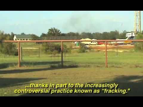 FRACKING -- Dangerous Contamination -- Bob and Lisa Parr's Story