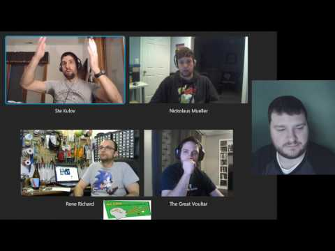 Live Stream #2 - Sold Out Products, Proper Open Sourcing (March 16, 2017)