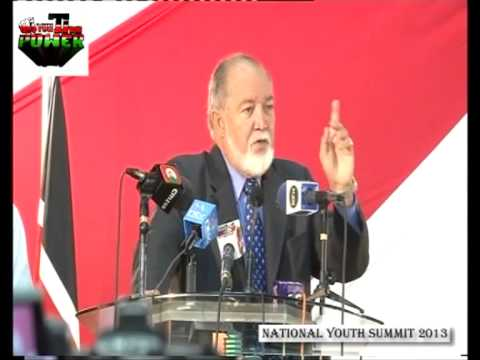 NYS2013 - Key Note Speech - Sir. James Mancham -- Founding President -- The Republic of Sychelles