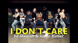I DON´T CARE - Ed Sheeran & Justin Bieber  | Zumba®️ | Coreografia | Cia Art Dance Video